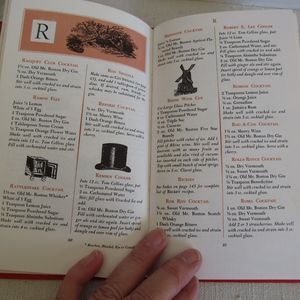 Mixed drinks Party Supplies - Old Mr Boston Official Bartenders Guide Mixology